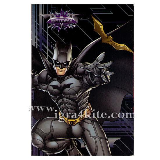 Batman - Тетрадка В5