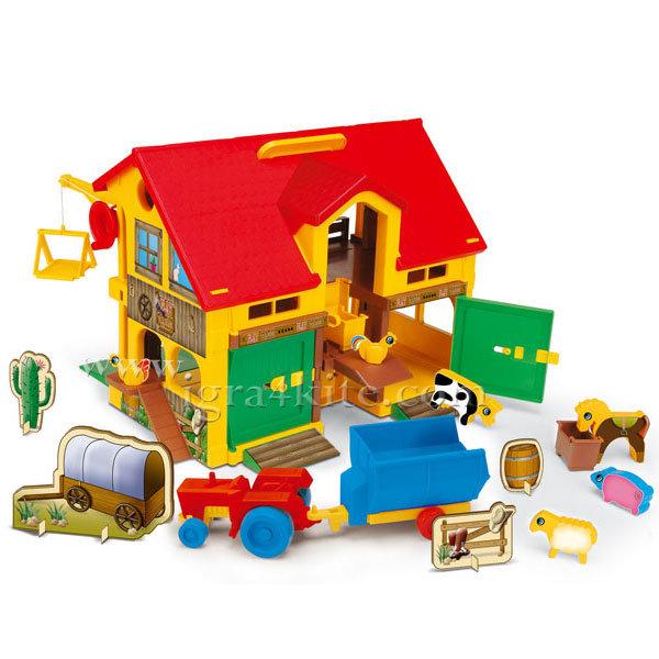 Wader Kid Cars - Детска ферма 25450