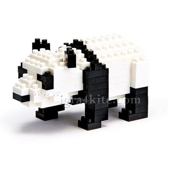 Nanoblock - 3D Строител Grand Panda