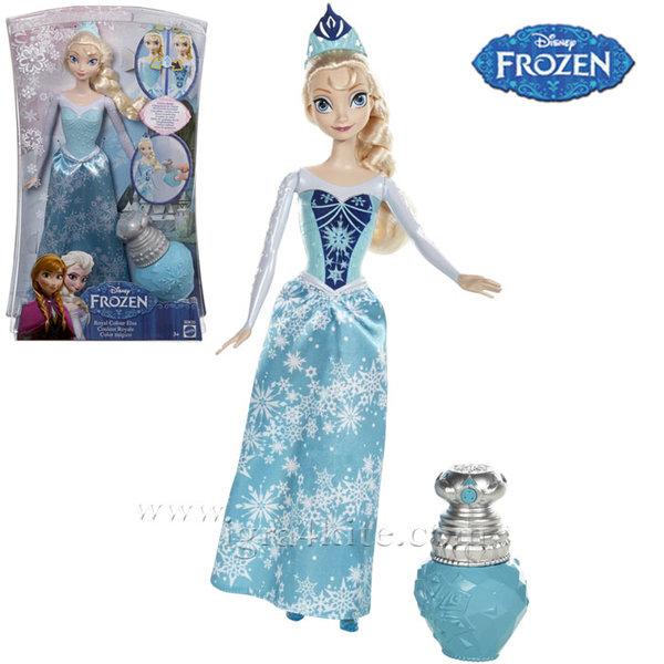 Disney Frozen - Принцеса Елза цветна промяна bdk31