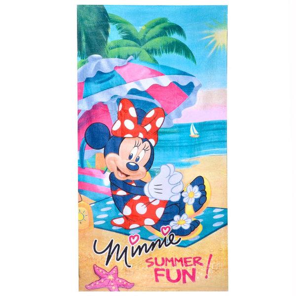 Disney Minnie Mouse - Детска плажна кърпа Мини Маус 175117