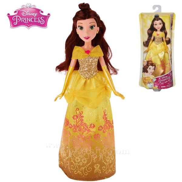 Disney Princess - Красавицата и звяра Кукла Бел в блестяща рокля b6446
