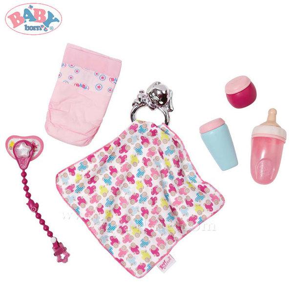 Zapf Creation - Baby Born Комплект аксесоари за кукла 822173