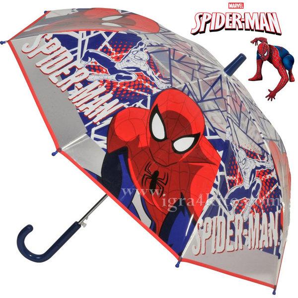 Детско чадърче - Spiderman 3059