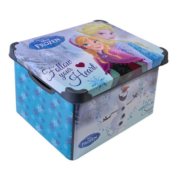 Disney Frozen - Кутия за играчки Замръзналото кралство 20л 2340615