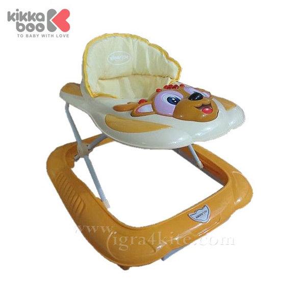 Kikka Boo - Проходилка Deer Yellow 31005030014