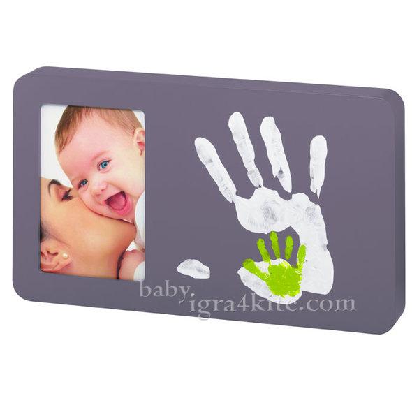 Baby Art - Семеен отпечатък с боички 0014