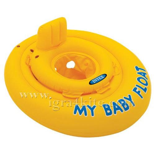 Intex - Бебешки пояс с дупки за крачетата 56585