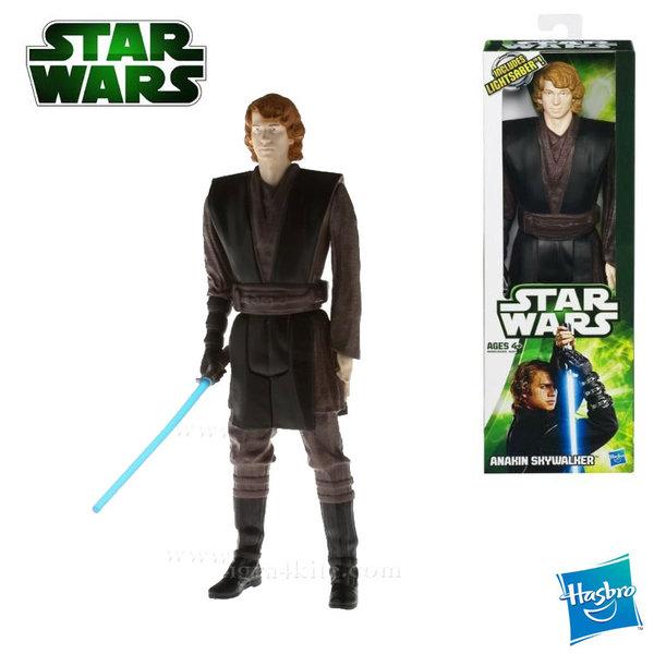Hasbro Star Wars - Екшън фигура Anakin Skywalker 29см. a0865
