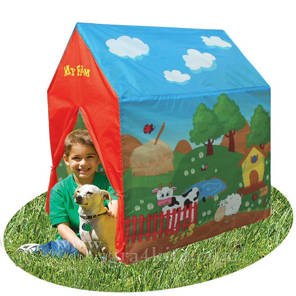 iPlay - Детска къща за игра Ферма 141911