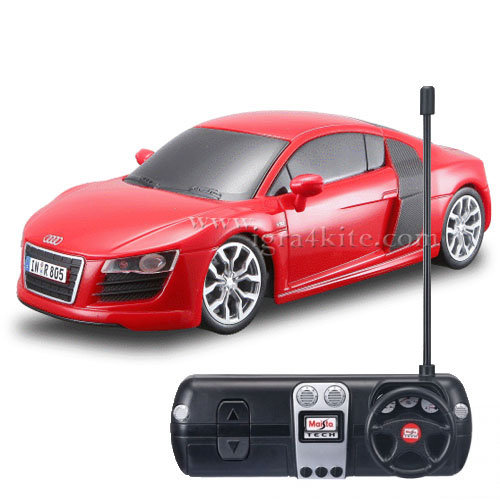 Maisto Tech - Кола Audi R8 V10 2009 1:24 с дистанционно