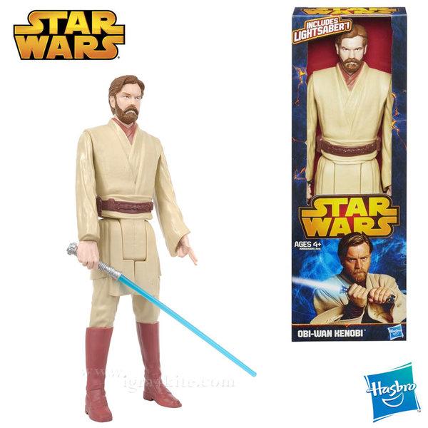Hasbro Star Wars - Екшън фигура Obi-Wan Kenobi 29см. a0865