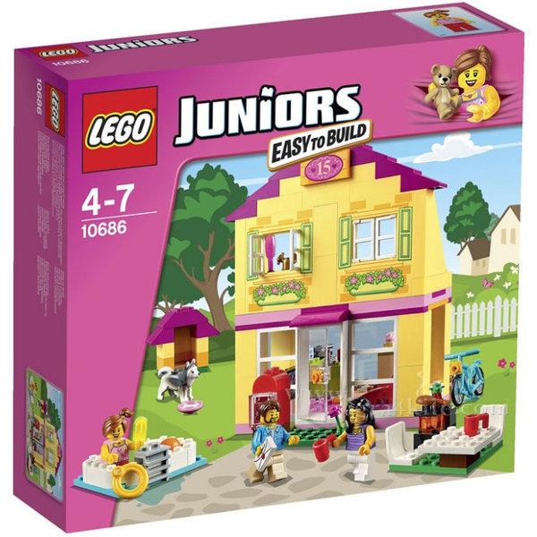 Lego 10686 Juniors - Семейна къща