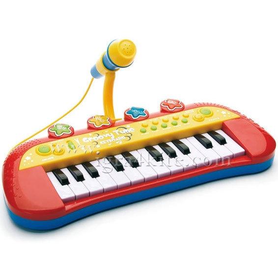 Bontempi - Детски електронен синтезатор 24 клавиша 191229