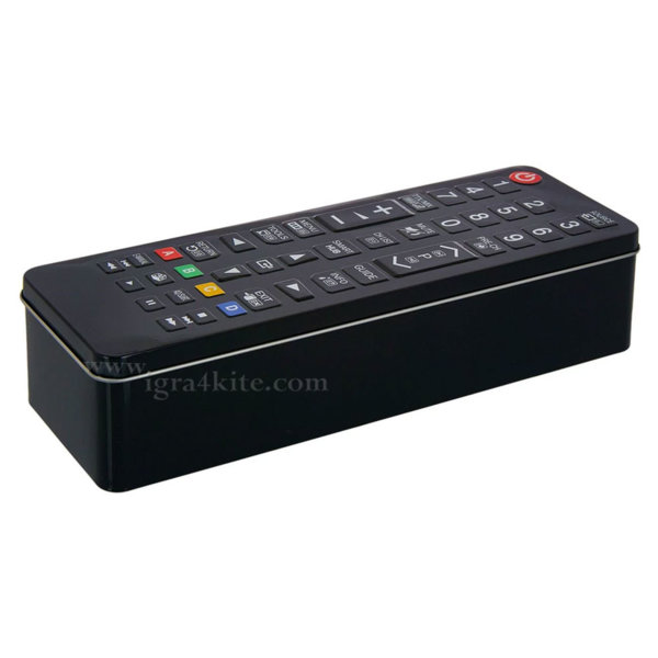Кутия за съхранение Дистанционно за телевизор 142381