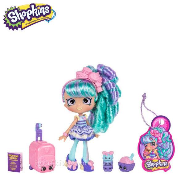 *Shopkins Shoppies - Кукла Macy Macaron 56419