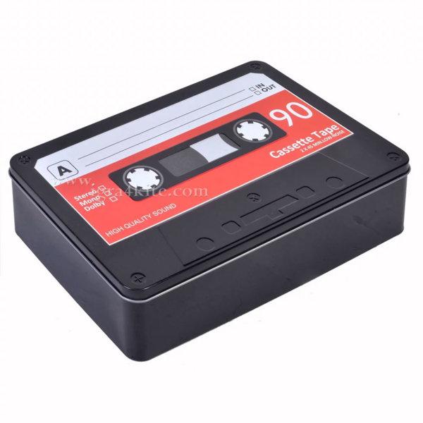 Кутия за съхранение Аудио касета 145102