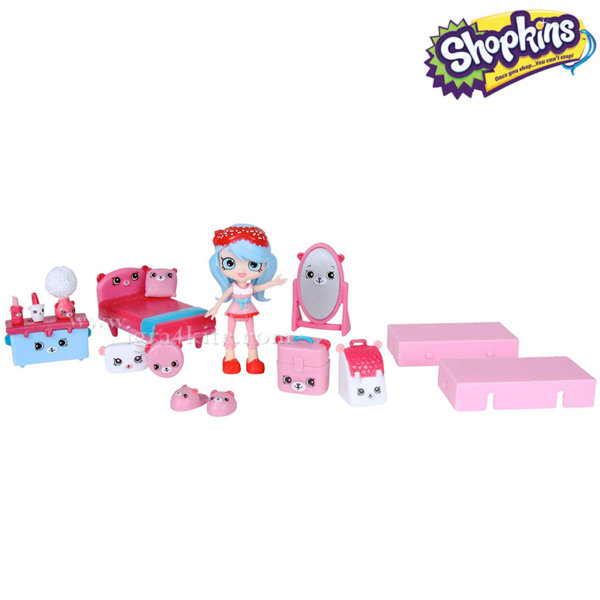*Shopkins Happy Places - Кукла Melodine 56325