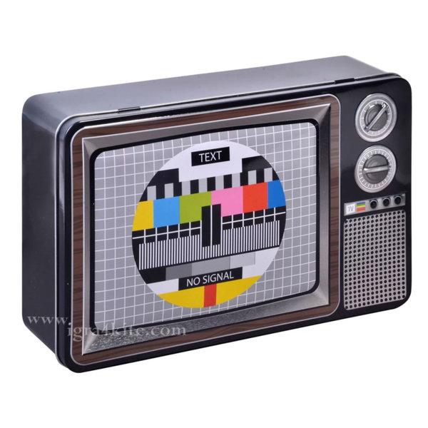 Кутия за съхранение Ретро телевизор 507231