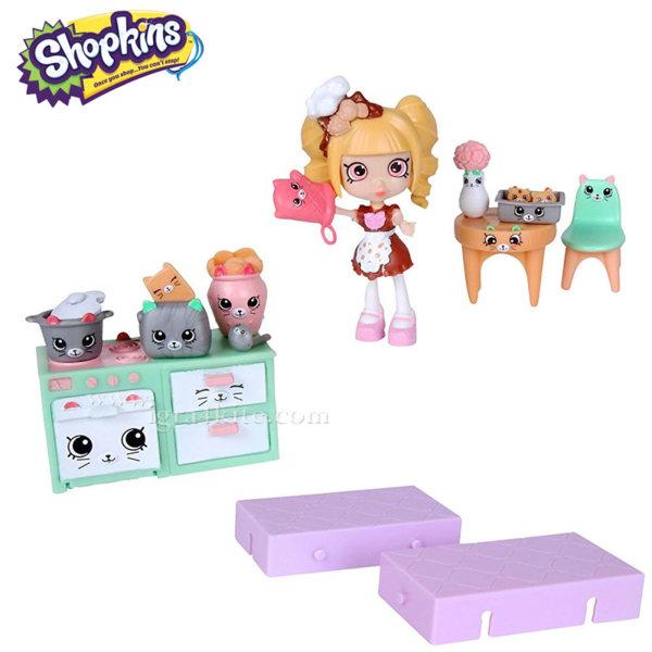 *Shopkins Shoppies - Кухнята на Кити 56326