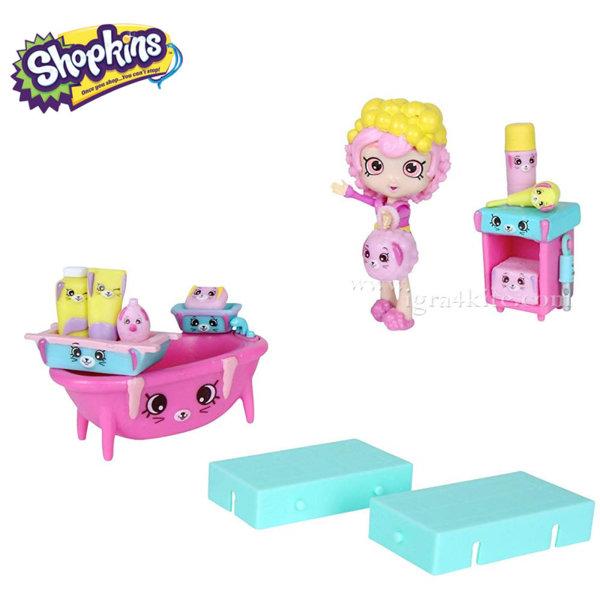 *Shopkins Shoppies - Банята на Бъни 56327