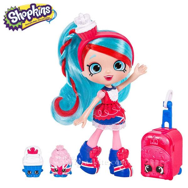 *Shopkins Shoppies - Кукла Jessicake 24100