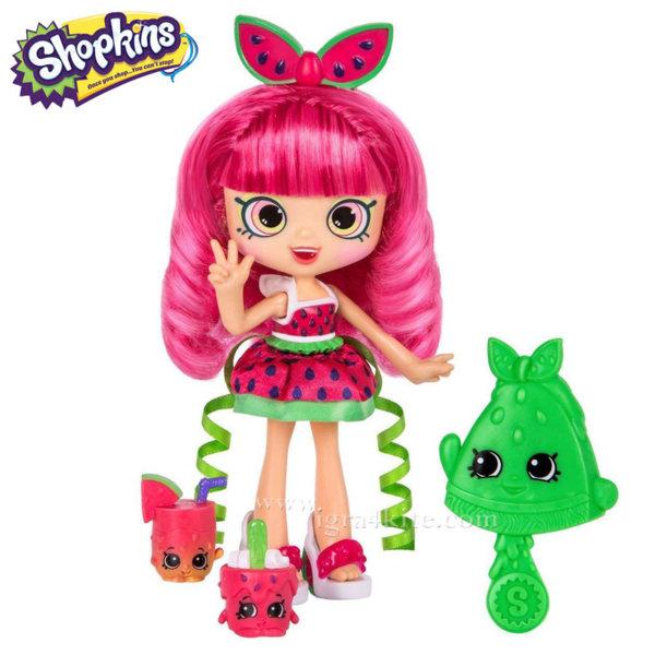 *Shopkins Shoppies - Кукла Pippa Melon 23100