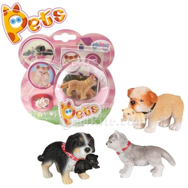 1Baby Born - Chiqui Pets - Чики Бейби Борн Животни