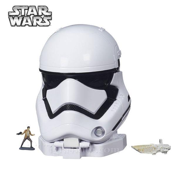 Hasbro Star Wars - Комплект за игра 2в1 Stormtrooper b3510