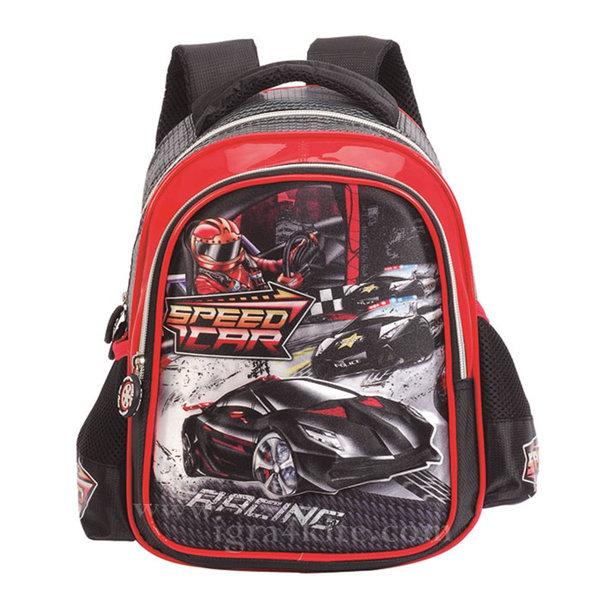 Speed Car - Раница за детска градина Racing 831258
