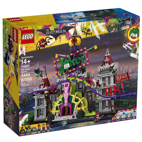 Lego 70922 Batman - Имението на Жокера