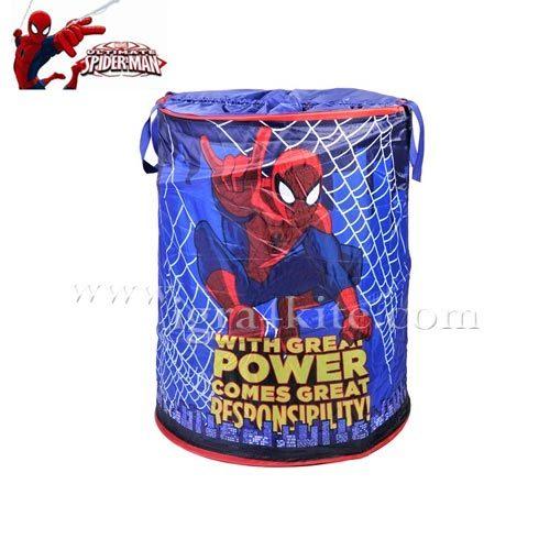 Spider Man - Кош за играчки Спайдър Мен 98014