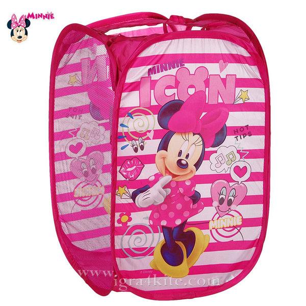 Disney - Кош за играчки Мини Маус 98012