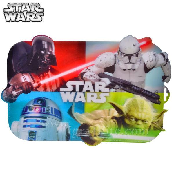 Star Wars - Подложка за хранене Стар Уорс 851108