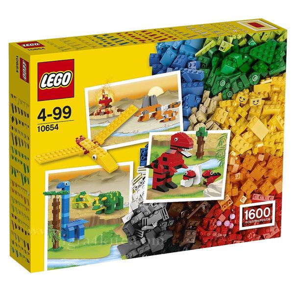 Lego 10654 Classic - Креативна кутия за строене XL