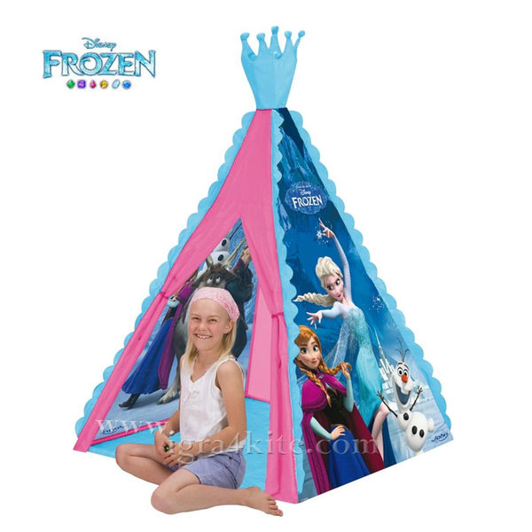 Disney Frozen - Палатка Замръзналото кралство 75107