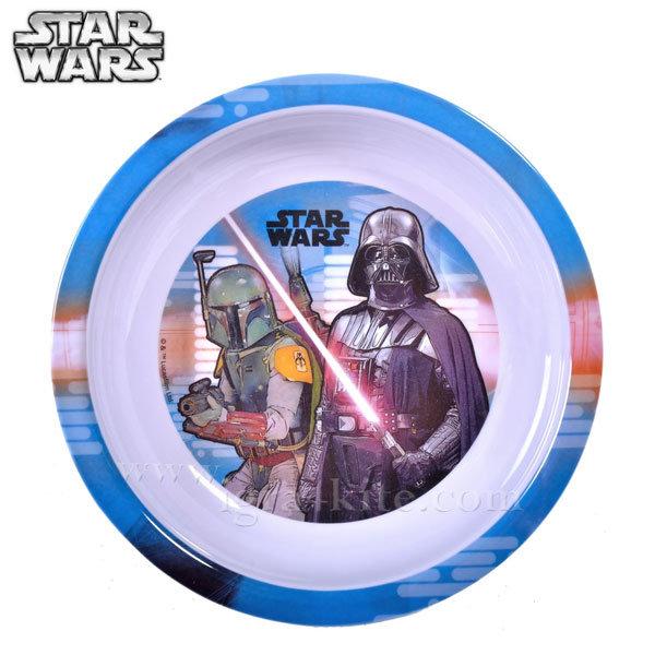 Star Wars - Детска чиния Стар Уорс 911108