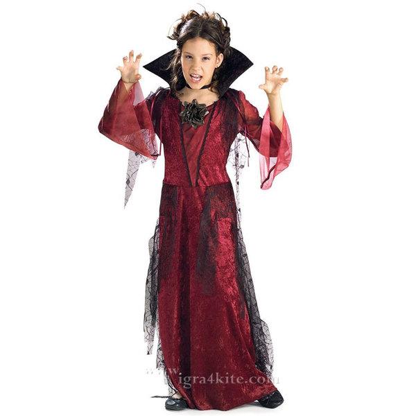 Rubies - Детски карнавален костюм Готическа вампирка 67479