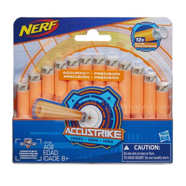 Hasbro Nerf - Нърф Допълнителни стрели 12бр. AccuStrike c0162