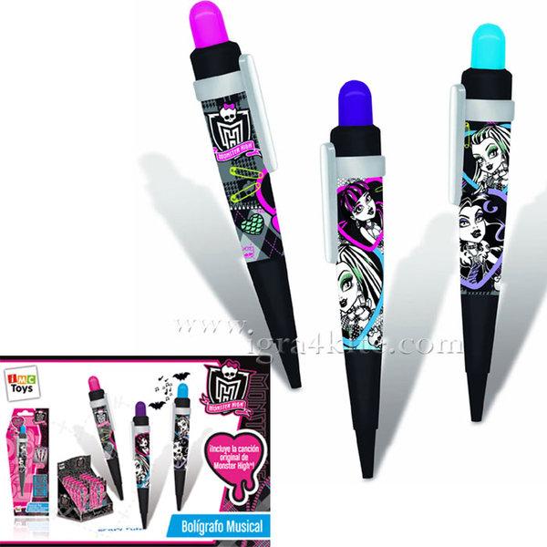 IMC Toys - Monster High Музикална химикалка 870055