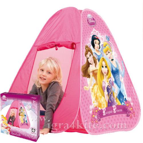 Детска палатка Disney Принцеси