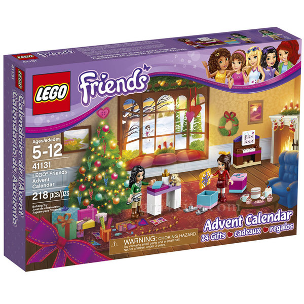 Lego 41131 Friends - Коледен календар
