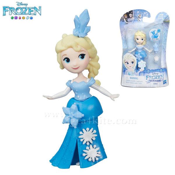Disney Frozen - Мини кукла Елза от Замръзналото кралство c1096