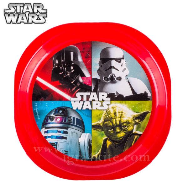 Star Wars - Детска чиния Стар Уорс 905108