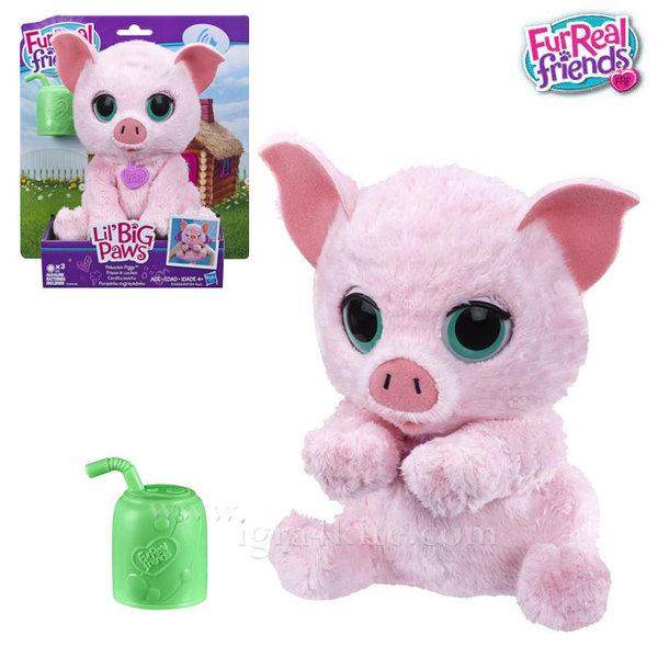 FurReal Friends - Интерактивно прасенце Piggy a9084