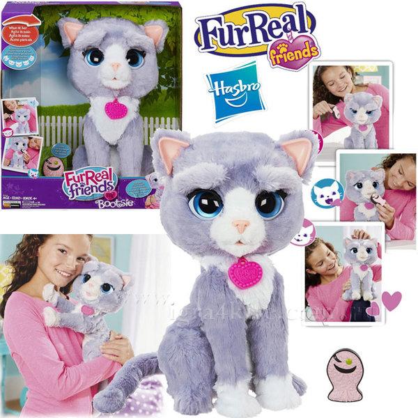FurReal Friends - Интерактивно коте Bootsie b5936