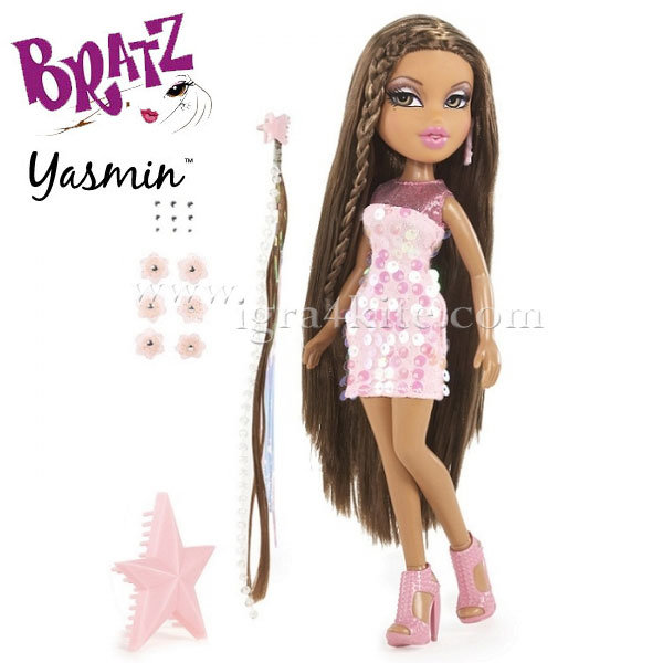 Bratz - Кристали кукла Yasmin 514916