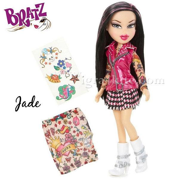 Bratz - Татуировки кукла Jade 514855