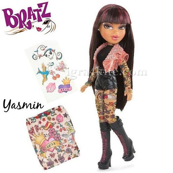 Bratz - Татуировки кукла Yasmin 514855