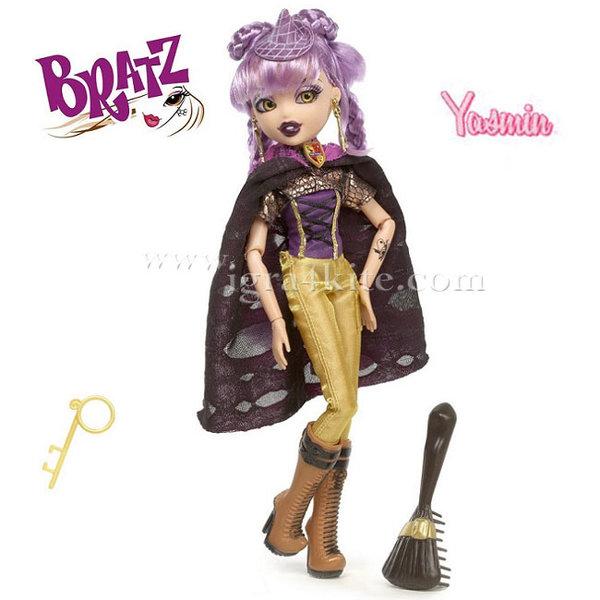 Bratz - Bratzillas - Кукла Братс магьосница Yasmin